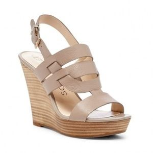 Sole Society 'Jenny' slingback wedges